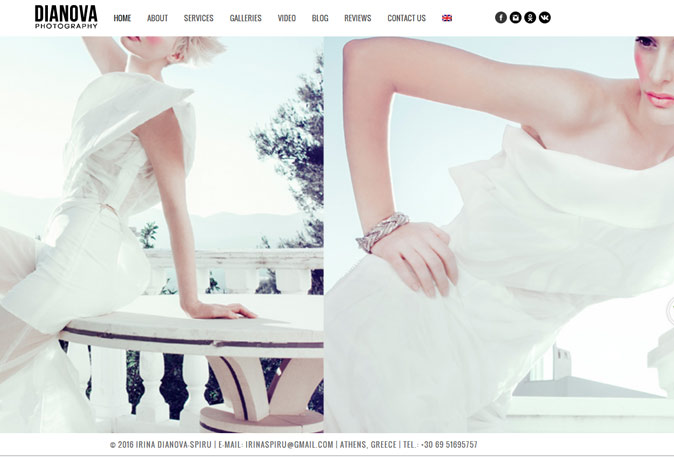 website design greece